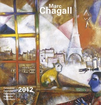 Marine Gille - Marc Chagall Calendrier 2012.
