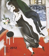 Marine Gille - Marc Chagall - Calendrier 2012.
