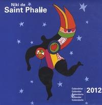 Marine Gille - Niki de Saint Phalle Calendrier 2012.