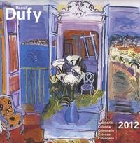 Marine Gille - Raoul Dufy Calendrier 2012.
