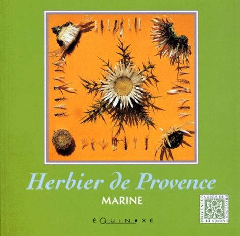 Marine - Herbier de Provence.