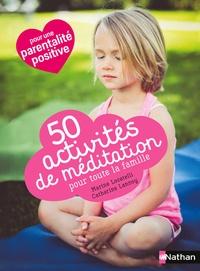 Deedr.fr 50 activités de méditation pour toute la famille Image