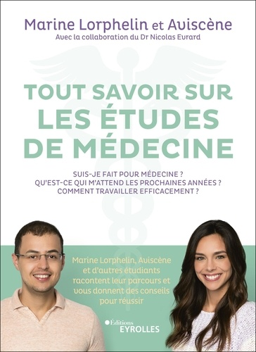 Tout savoir sur les études de médecine. Marine Lorphelin, Aviscène et d'autres étudiants racontent leur parcours et vous donnent des conseils pour réussir