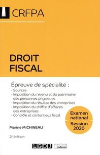 Marine Michineau - Droit fiscal.
