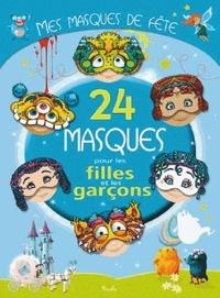 24 masques pour les filles et les garçons - Marine Oriot | Showmesound.org