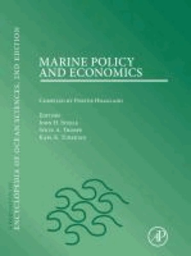 Marine Policy & Economics - A Derivative of the Encyclopedia of Ocean Sciences.