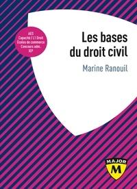 Marine Ranouil - Les bases du droit civil.