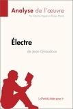 Marine Riguet et Eloïse Murat - Électre de Jean Giraudoux (Analyse de l'oeuvre) - Comprendre la littérature avec lePetitLittéraire.fr.
