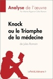 Marine Riguet et Célia Ramain - Knock ou le Triomphe de la médecine de Jules Romain (Analyse de l'oeuvre) - Comprendre la littérature avec lePetitLittéraire.fr.