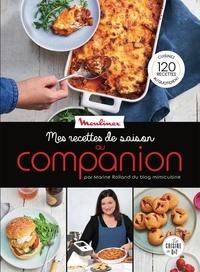 Marine Rolland - Mes recettes de saison au Companion - Moulinex.