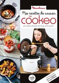 Marine Rolland - Mes recettes de saison au Cookeo - Moulinex.