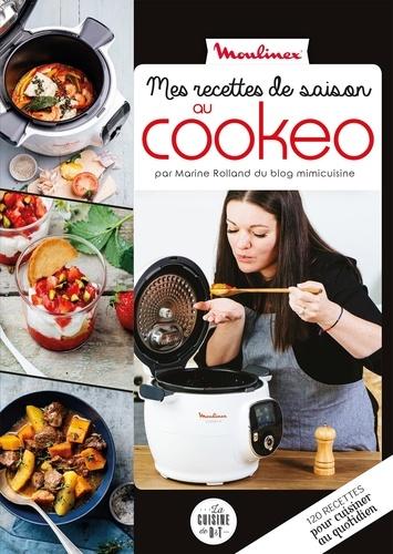 Mes Recettes De Saison Au Cookeo Moulinex Grand Format