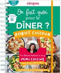 Marine Rolland - On fait quoi pour le dîner ? - Robot-cuiseur.