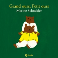 Marine Schneider - Grand ours, Petit ours.