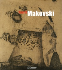 Marine Vasseur et Gilbert Lascaux - Yaarit Makovski - Oeuvres sur papier, édition bilingue français-anglais.