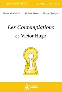Marine Wisniewski et Violaine Boneu - Les contemplations, de Victor Hugo.