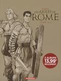 Marini - Les aigles de Rome Coffret en 2 volumes : Tome 1 et tome 2.