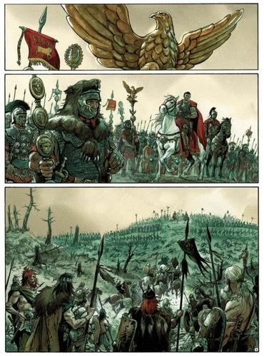 Les aigles de Rome Tome 1