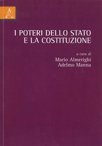 I poteri dello Stato e la Costituzione - Mario Almerighi |