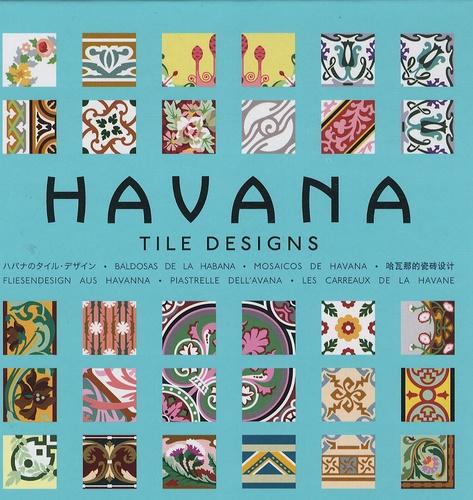 Mario Arturo Hernandez Navarro - Havana - Tile designs. 1 Cédérom