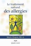 Mario Chaput - Le traitement naturel des allergies.