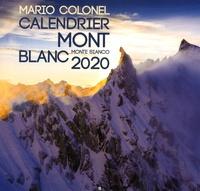 Mario Colonel - Calendrier Mont Blanc.