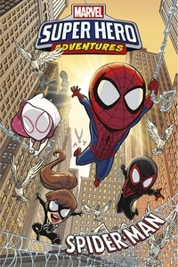 Mario Del Pennino - Marvel Super Hero Adventures  : Spider-Man.
