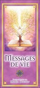 Téléchargements de livres électroniques gratuits en pdf Messages de vie  - Avec 54 cartes (French Edition) 9782841976720 iBook DJVU CHM