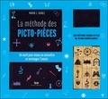 Mario G. Daigle - Coffret La méthode des Picto-Pièces - Un outil pour mieux se connaître et envisager l'avenir. Le livre avec 24 pièces et 1 pochette.