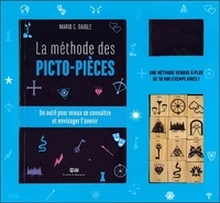 Accentsonline.fr Coffret La méthode des Picto-Pièces - Un outil pour mieux se connaître et envisager l'avenir. Le livre avec 24 pièces et 1 pochette Image