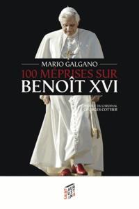 Histoiresdenlire.be 100 Méprises sur Benoît XVI Image