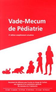 Accentsonline.fr Vade-Mecum de Pédiatrie Image