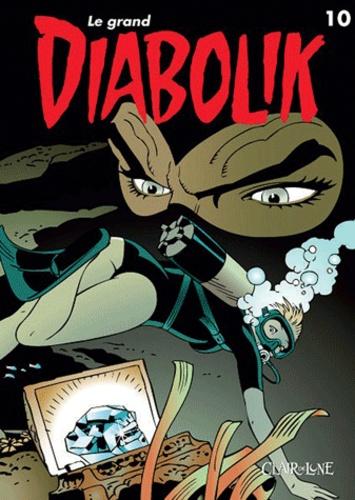 Mario Gomboli - Le grand Diabolik Tome 10 : .