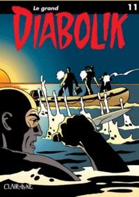 Mario Gomboli et Tito Faraci - Le grand Diabolik Tome 11 : .