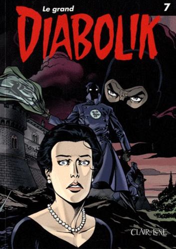Mario Gomboli - Le grand Diabolik Tome 7 : .