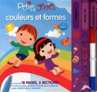 Mario Laliberté et Nadine Poirier - Petits génies - Formes et couleurs.