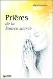 Mario Mantese - Prières de la Source sacrée.