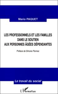 LES PROFESSIONNELS ET LES FAMILLES DANS LE SOUTIEN AUX PERSONNES AGEES DEPENDANTES. On vous appellera quand on aura besoin daide.pdf