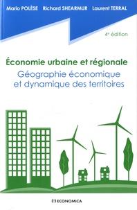 Mario Polèse et Richard Shearmur - Economie urbaine et régionale - Géographie économique et dynamique des territoires.