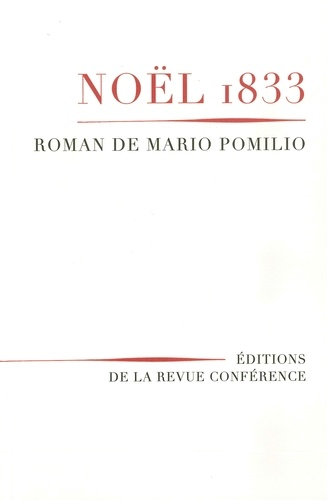 Mario Pomilio - Noël 1833.