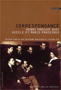 Mario Prassinos et Gisèle Prassinos - .