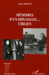 Histoiresdenlire.be Mémoires d'un diplomate... chilien Image