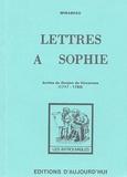 Mario Proth - Lettres d'amour de Mirabeau - Précédées d'Une étude sur Mirabeau.