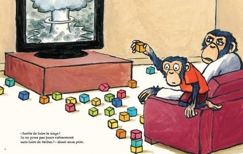 Arrête de faire le singe !