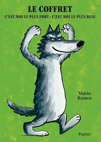 Mario Ramos - Le coffret c'est moi le plus fort ; c'est moi le plus beau.
