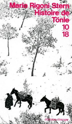 Histoire de Tönle de Mario Rigoni Stern - Poche - Livre - Decitre