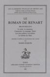 Mario Roques - Le roman de Renart - Branches II-VI, Le puits, La naissance, Chantecler, La mésange, Tibert, Les deux prêtres, Les béliers, La femme du vilain.