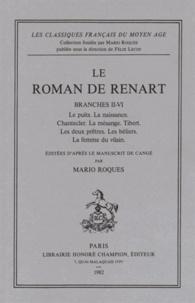 Birrascarampola.it Le roman de Renart - Branches II-VI, Le puits, La naissance, Chantecler, La mésange, Tibert, Les deux prêtres, Les béliers, La femme du vilain Image