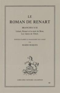Galabria.be Le roman de Renart - Branches X-XI, Liétart, Renart et la mort de Brun, Les vêpres de Tibert Image