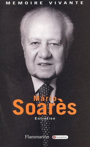 Mario Soarès et Dominique Pouchin - Mario Soarès. - Entretien.